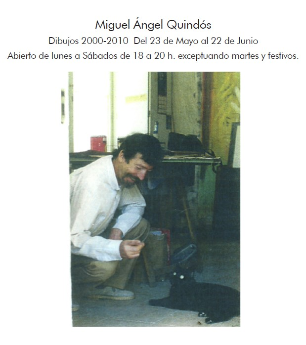 Miguel Angel Quindós In memoriam